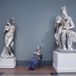 Музейные «домовые» или вахтенные матросы?
